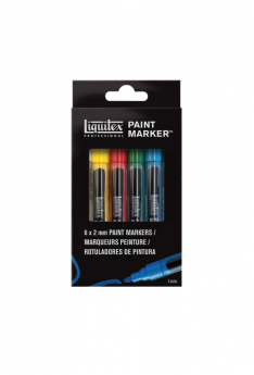 LIQUITEX-PROFESSIONAL-PAINT-MARKERR-FINE-6-SET