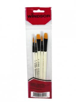 Windsor-Red-Brush-Set