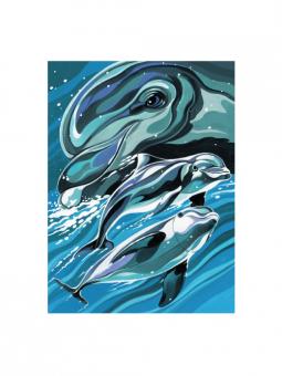 dolphin-portrait
