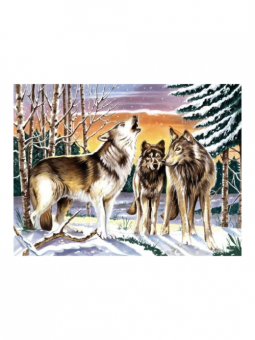 wolfscene
