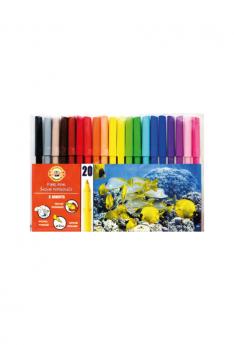 Fishes---20-Fibre-Pens