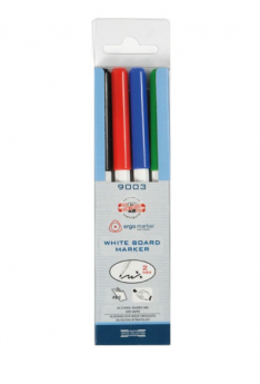 Thin-White-Board-Marker-Set