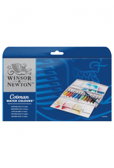 Cotman-Water-Colours-Painting-Plus-(12-Tubes)