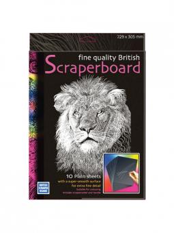 Scraperboard