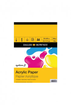 Acrylic-System-3-230gsm---20-Sheets
