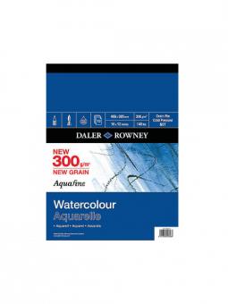 Aquafine-Watercolor-Pad-300g---12-Sheets