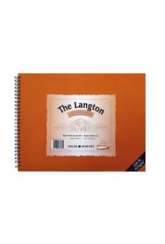 Langton-Watercolor-Pad-Spiral-425gsm---12-Sheets