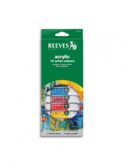 Reeves Acrylic Color Set