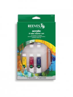 Reeves Acrylic Starter Set