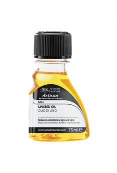 Winsor & Newton Artisan Water Mixable Oil Linseed Oil
