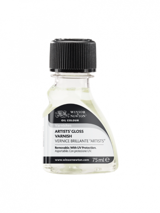 Winsor & Newton Artist's Gloss Varnish