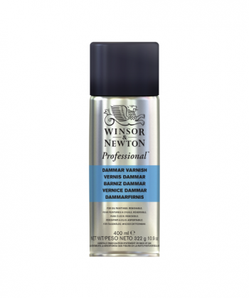 Winsor & Newton Artists' Dammar Spray Varnish