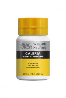 Winsor & Newton Galeria Acrylic Gloss & Matt Medium
