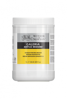 Winsor & Newton Galeria Acrylic Screen Painting Medium