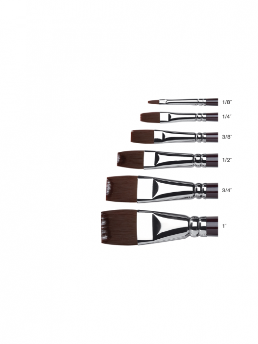 Winsor & Newton Galeria Brushes - One Stroke/Wash