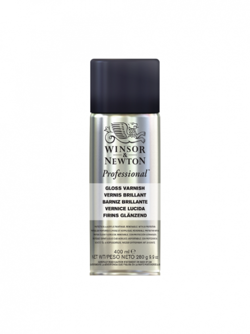 Winsor & Newton Artists' Gloss Spray Varnish