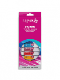 Reeves Gouache Set