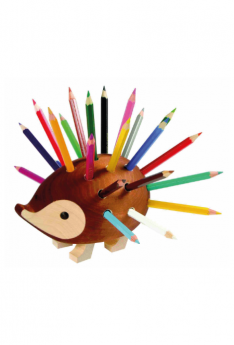 Koh-I-Noor Hedgehog with Pencils