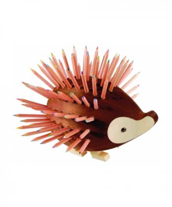 Koh-I-Noor Hedgehog with Pencils