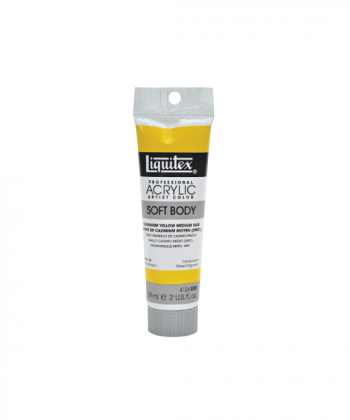 Liquitex Soft Body Artist Acrylics