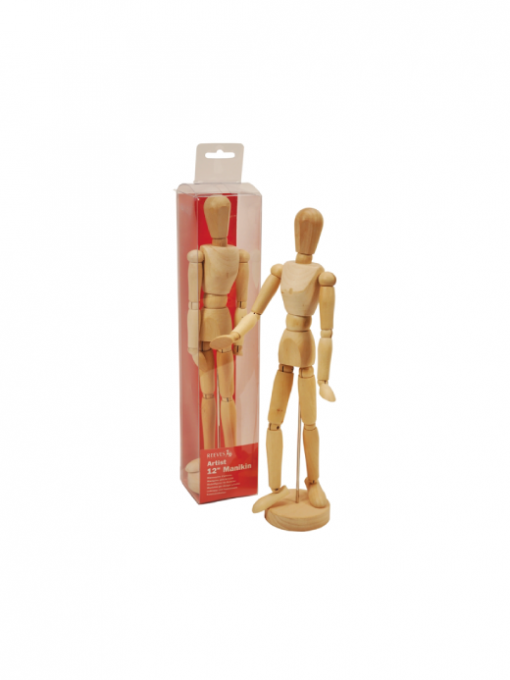 Reeves Wooden Artists Manikin