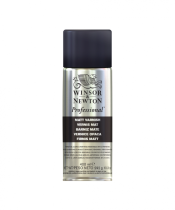 Winsor & Newton Artists' Matt Spray Varnish