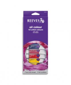 Reeves Oil Color Set