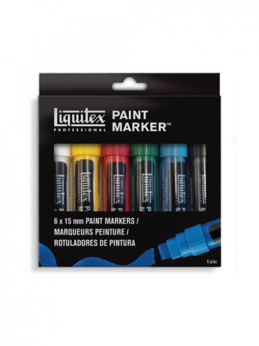 Liquitex Professional Paint Markers Set
