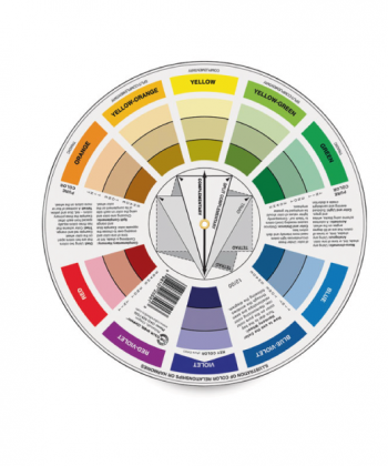 The Color Wheel Company Artist's Color Wheel