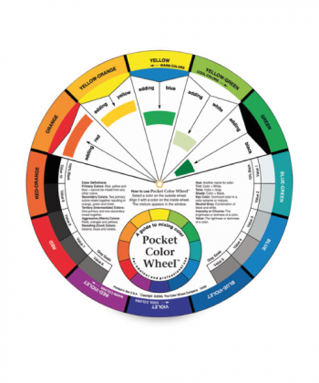 The Color Wheel Company Artist's Color Wheel