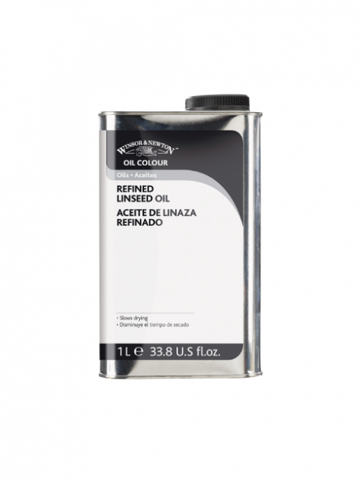 Winsor & Newton Refined Linseed Oil