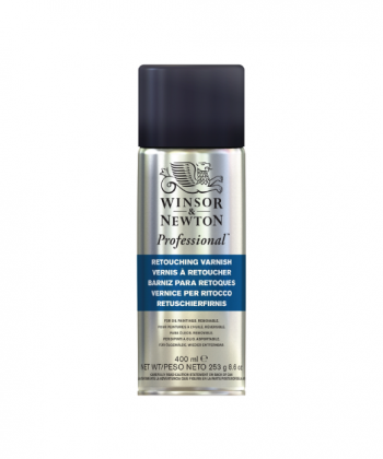 Winsor & Newton Artists' Retouching Gloss Spray Varnish