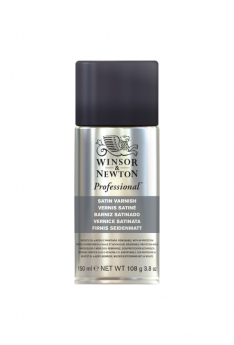 Winsor & Newton Artists' Satin Spray Varnish