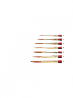 Winsor & Newton Sceptre Gold II Brushes - Designers'