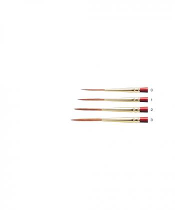 Winsor & Newton Sceptre Gold II Brushes - Lettering