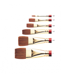 Winsor & Newton Sceptre Gold II Brushes - One Stroke
