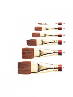 Winsor & Newton Sceptre Gold II Brushes - One Stroke