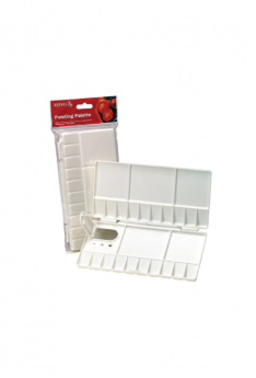 Reeves Folding Plastic Palette