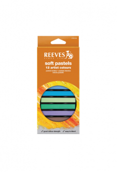 Reeves Soft Pastel Set