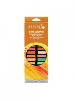 Reeves Soft Pastel Set