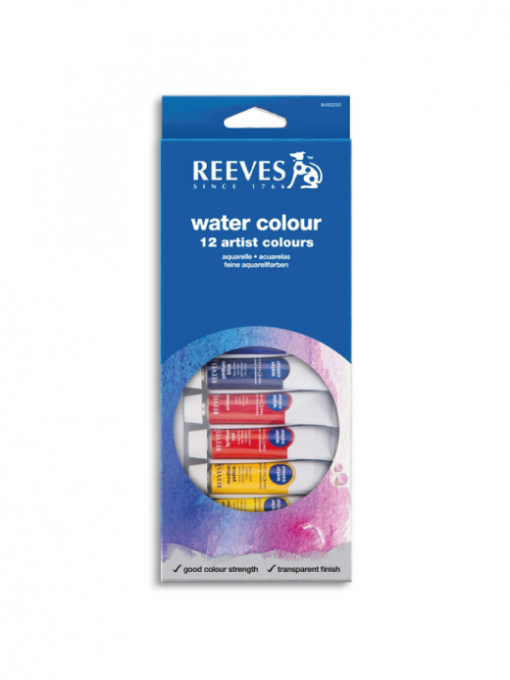 Reeves Water Colour Set
