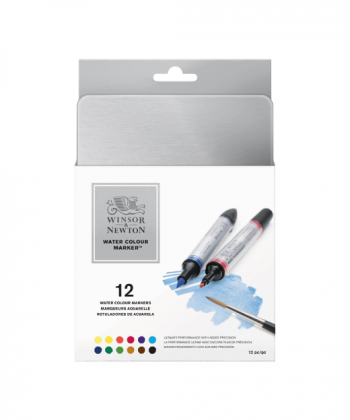 Winsor & Newton Watercolour Marker Set