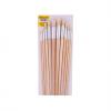 12 x Round Brushes