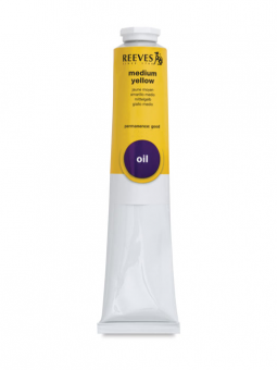 Reeves Oil Color